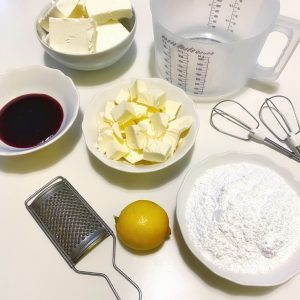 ingredienti frosting